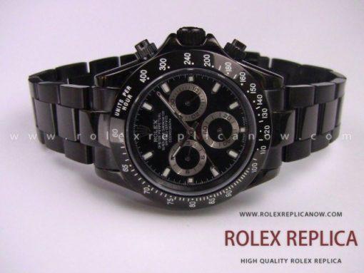 Rolex Daytona Replica Pro Hunter Pvd Black (1)