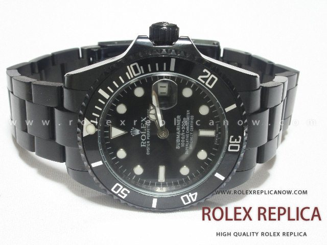 Rolex Submariner Date Replica Black