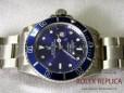 Rolex Submariner Date Replica Blue Bezel (1)