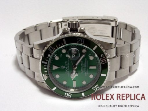 Rolex Submariner Date Replica Green Dial (1)