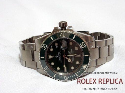 Rolex Submariner Date Replica Green Dial 2836-2 Swiss Eta (1)