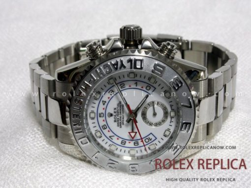 Rolex Yacht Master II Replica White Dial (1)